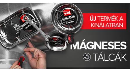 Mágneses tálcák