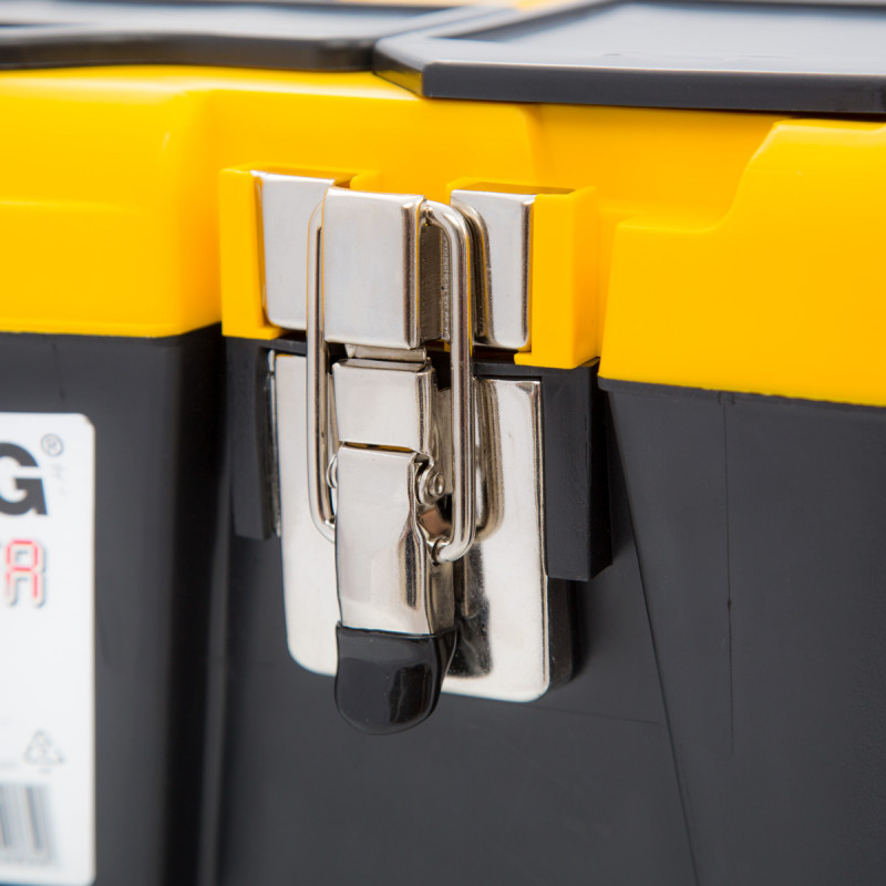 Szerszámos láda Metal Lock 19